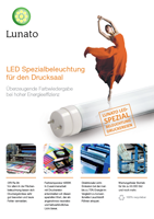 Lunato Produktfolder - Druckereien